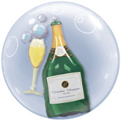 The Champagne Double Bubbles