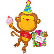 The Birthday Monkey Bouquet