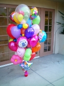 Balloon Fantasy Bouquet