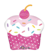 Cupcake Party Shape