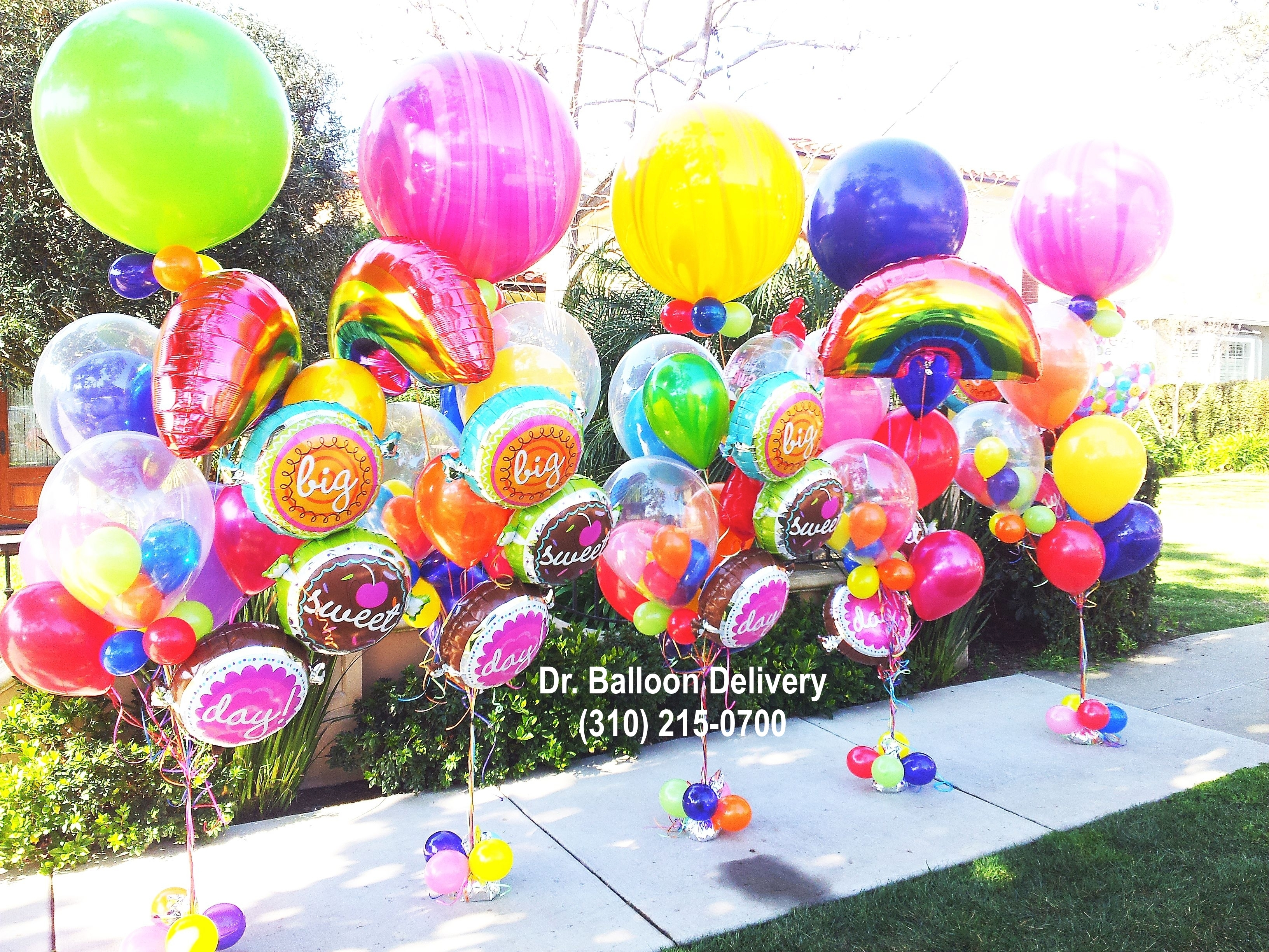 Place your order today for Balloon decoration los angeles