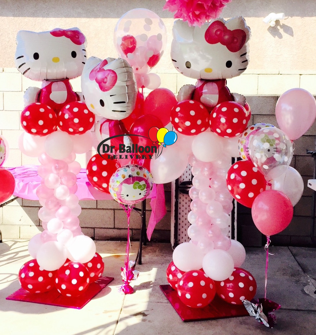 100 baby shower downtown los angeles baby shower for Balloon decoration los angeles